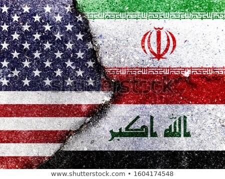 usa iraq Stock photo © tony4urban