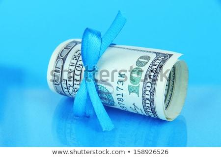 One hundred dollars a Christmas concept Stock photo © Valeriy