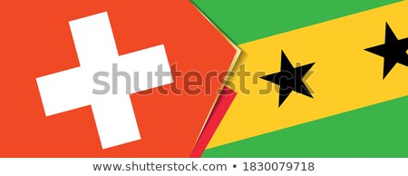 Switzerland and Sao Tome and Principe Stock photo © Istanbul2009