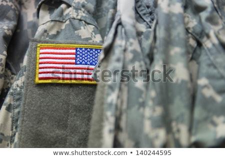 special troops Stock photo © artfotoss