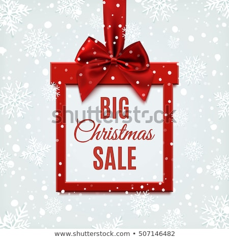 Big Christmas Sale Stock photo © Lightsource