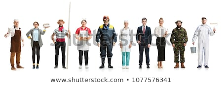 men with different professions stock photo © bluering