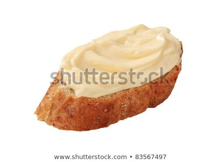 хлеб катиться сыра цельнозерновой хлеб никто Сток-фото © Digifoodstock