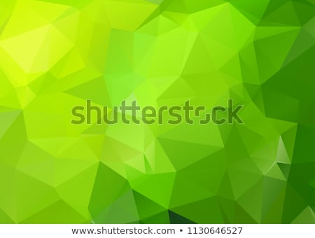 Blue Polygonal Mosaic Background, Creative Design Templates Stock photo © fresh_5265954