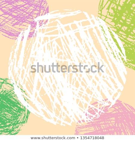 colorido · crayon · estilo · descobrir · ilustração - foto stock © Blue_daemon