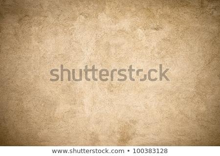 Brąz miejskich ściany starych tekstury środowisk Zdjęcia stock © Anneleven