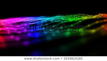 Renkler matris renk tablo 15 adımlar Stok fotoğraf © samsem