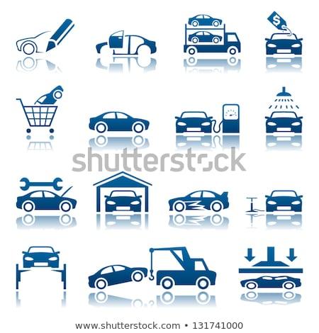 winkelen · brandstof · business · olie · gas · industrie - stockfoto © iqoncept