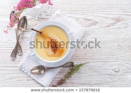 williams pears with semolina Stock photo © Dar1930
