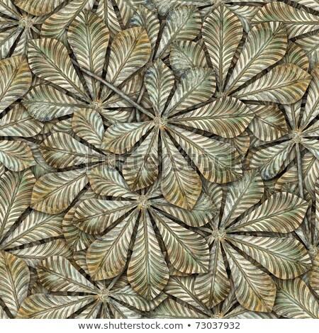 Wrought Patterns. Seamless Texture. Stock photo © tashatuvango