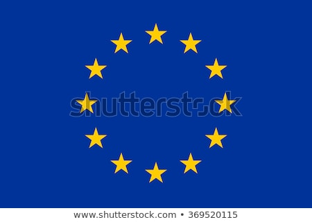 europeu · união · euro · bandeira · ilustração - foto stock © tilo