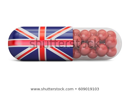 the health care industry in the United Kingdom Stock photo © nito