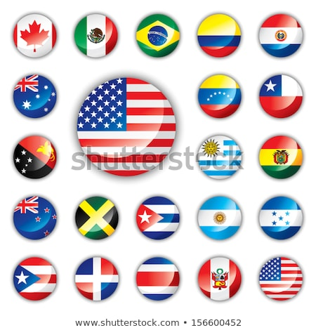 Brazil and Puerto Rico Flags Stock photo © Istanbul2009