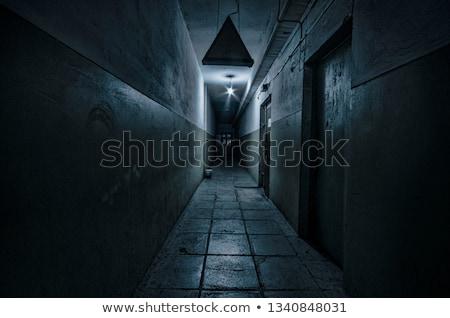 empty corridor stock photo © paha_l