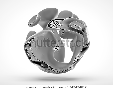 futuristic abstract metamorphosis Stock photo © ssuaphoto