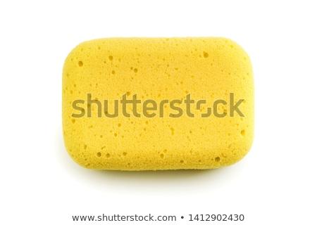 Amarelo roxo vista lateral textura cozinha banheiro Foto stock © njnightsky