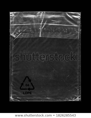 A sealed plastic with pills Stock photo © bluering