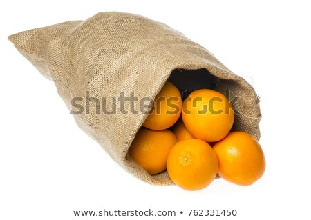 A sack of oranges Stock photo © bluering