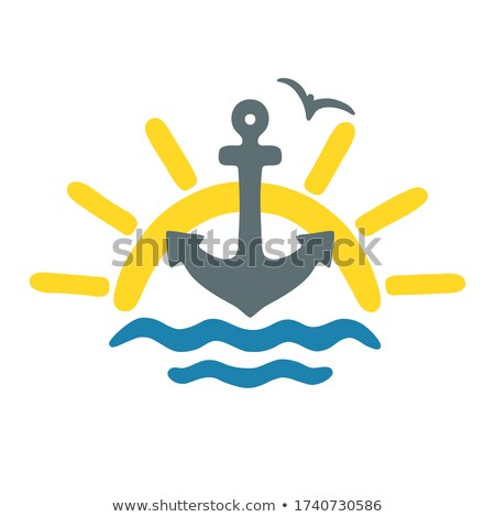 Colourful anchors Stock photo © bluering