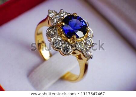 Diamond · изолированный · белый · 3d · визуализации · подарок · брак - Сток-фото © anatolym