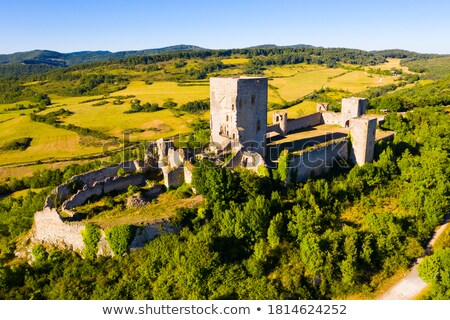 Chateau des Rochers S Stock photo © phbcz