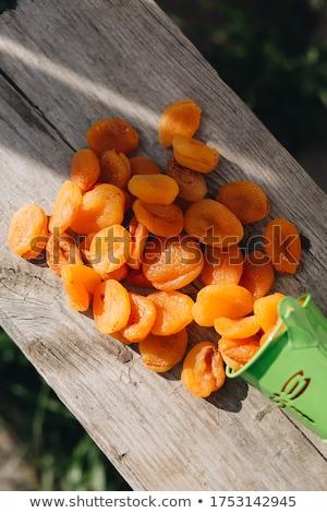 Ciotola essiccati alimentare frutta bianco dessert Foto d'archivio © Digifoodstock