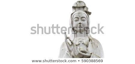 статуя · Корсика · каменные - Сток-фото © pinkblue