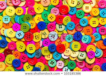veel · gekleurd · knoppen · oude · mode · ontwerp - stockfoto © Paha_L
