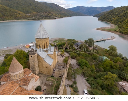 Historyczny wody zbiornik wieża cegły wygaśnięcia Zdjęcia stock © CaptureLight