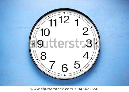 Stock fotó: Kezek · arc · időzítő · tárcsa · óra · jegyzőkönyv