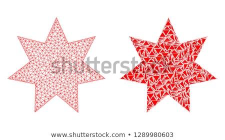 resumen · geométrico · forma · vector · negro · punteado - foto stock © beholdereye