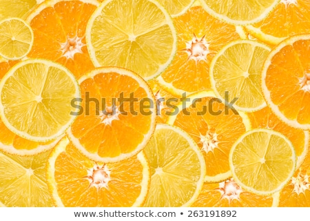 abstrato · laranja · fatias · estúdio · fotografia - foto stock © boroda