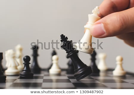 check mate Stock photo © russwitherington