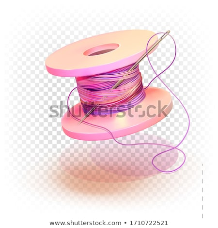 sewing spools stock photo © novic