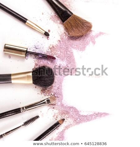 Black Eye And Lip Make Up Pencil Stock photo © ozaiachin