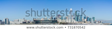 San · Francisco · centre-ville · matin · Californie · affaires · bâtiment - photo stock © andreykr
