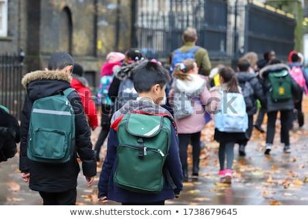 Ville Londres école célèbre indépendant garçons Photo stock © Snapshot