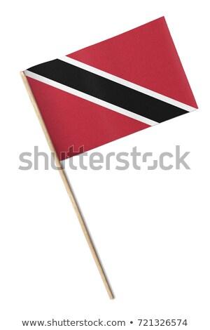 Miniature Flag of Trinidad and Tobago Stock photo © bosphorus