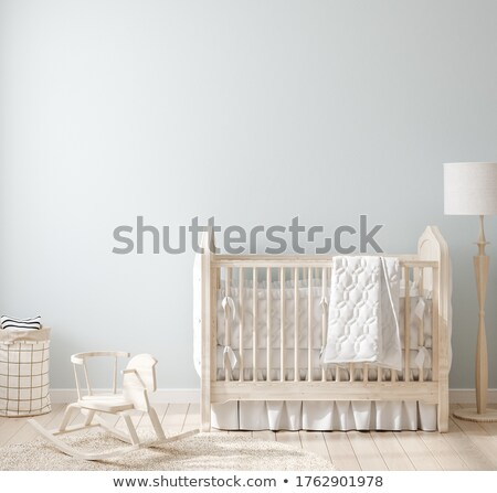 klasszikus · fotel · 3d · render · retro · szoba · öreg - stock fotó © elenarts