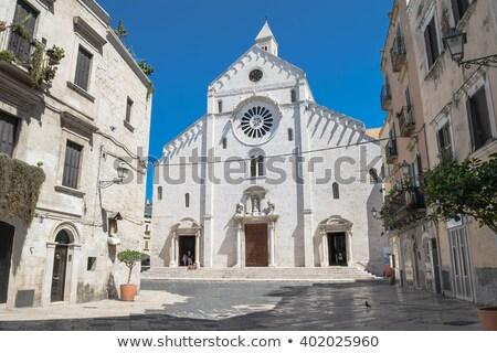 大聖堂 イタリア 詳細 専用の 現在 ストックフォト © aladin66