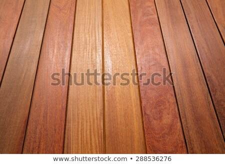 Madera cubierta patrón tropicales textura de madera textura Foto stock © lunamarina