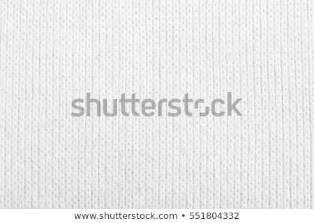 Kötött anyag dísz hátterek textúrák divat Stock fotó © saharosa