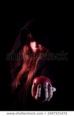 Apple Wick Stock photo © Bigalbaloo
