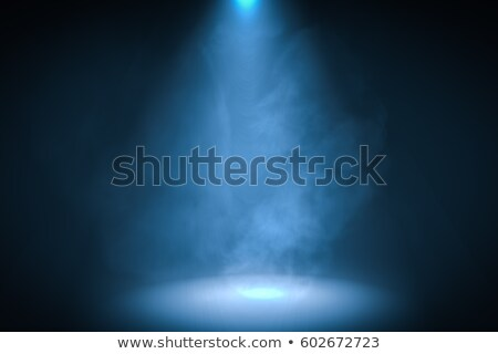 podium in empty room with spot lights Stock photo © SArts