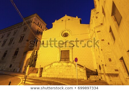 San Francisco Church in Tarragona Stock photo © benkrut