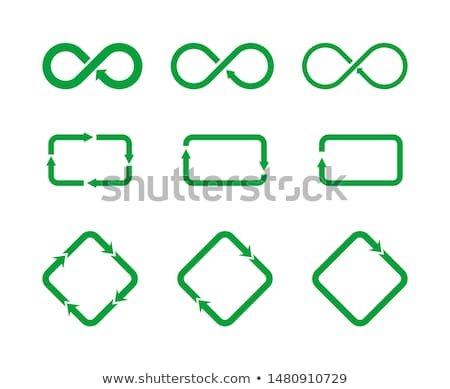 infinity vector design illustration icon sign Stock photo © blaskorizov