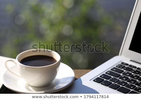 Tea Time background Stock photo © netkov1