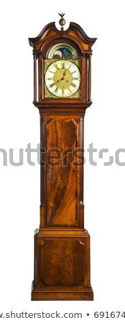 Old Grandfather clock Stock photo © robStock