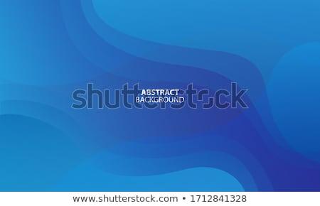 Moderne dynamisch vloeistof veelkleurig banner flyer Stockfoto © ussr