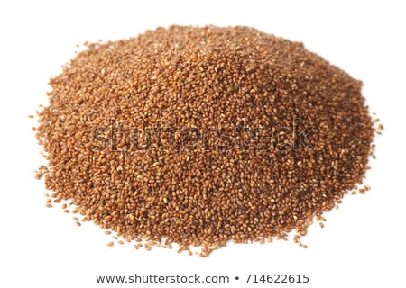 Teff Grain Health Food Stock photo © marilyna